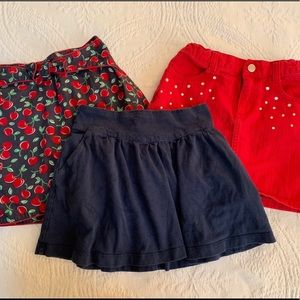 Other - Size 6 skirt Trio